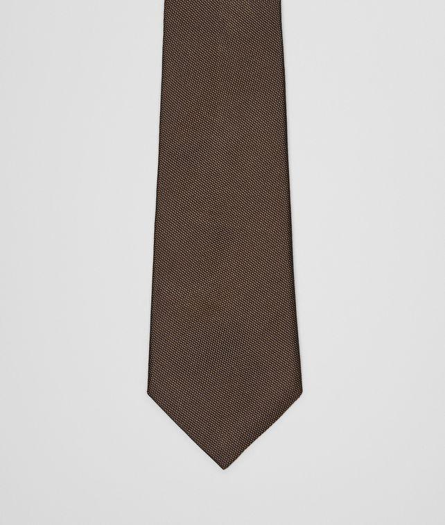 BOTTEGA VENETA Loden Silk Tie Tie U fp
