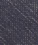 BOTTEGA VENETA Royal Dark Grey Silk Tie Tie U ap