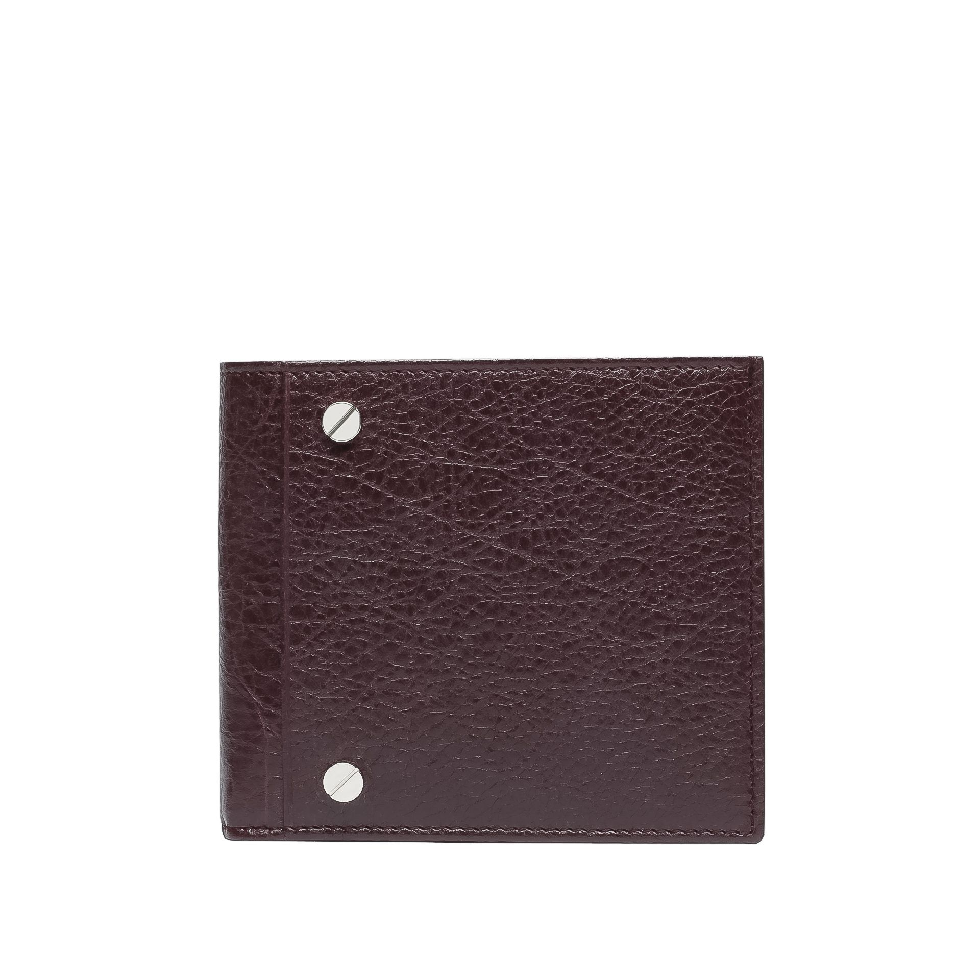 BALENCIAGA Balenciaga Square Coin Wallet Portefeuilles U f