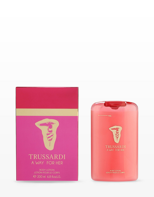 TRUSSARDI - Body lotion