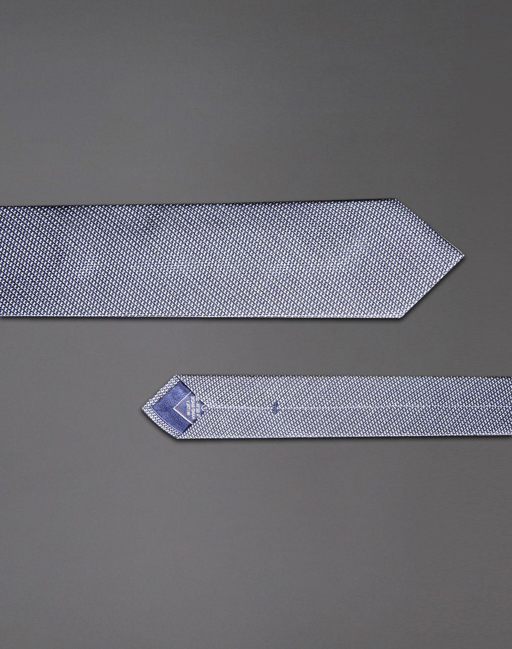 BRIONI tie with micro design Tie & Pocket Square Man d
