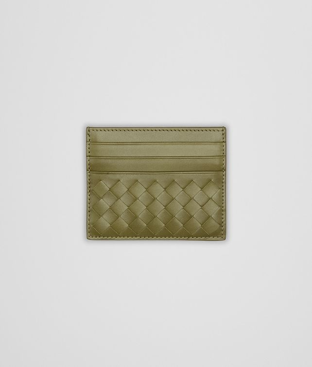 BOTTEGA VENETA NEW ARMY INTRECCIATO VN CARD CASE Card Case or Coin Purse U fp
