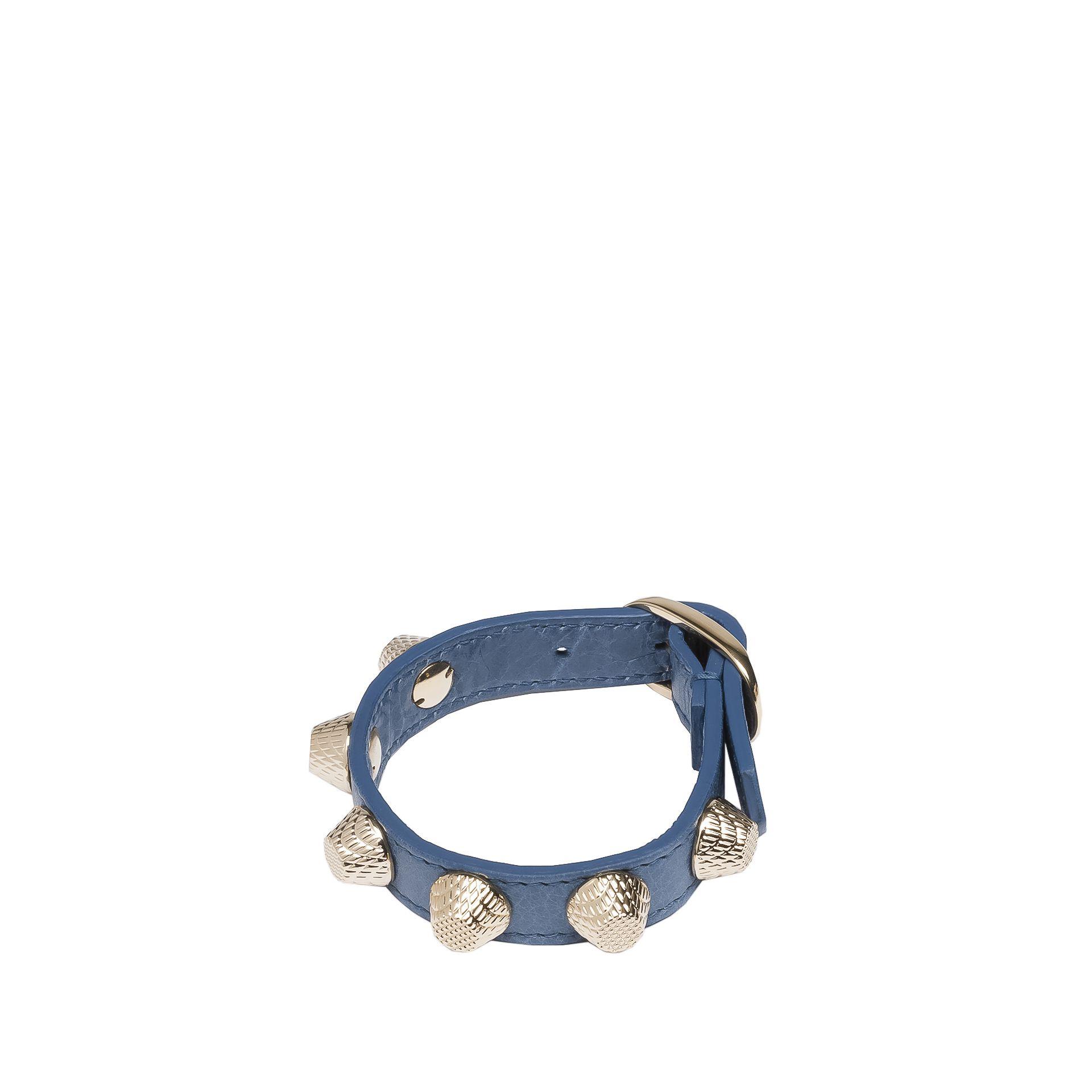 BALENCIAGA Balenciaga Giant Bracelet Stud Or Bracelet Giant Stud D f