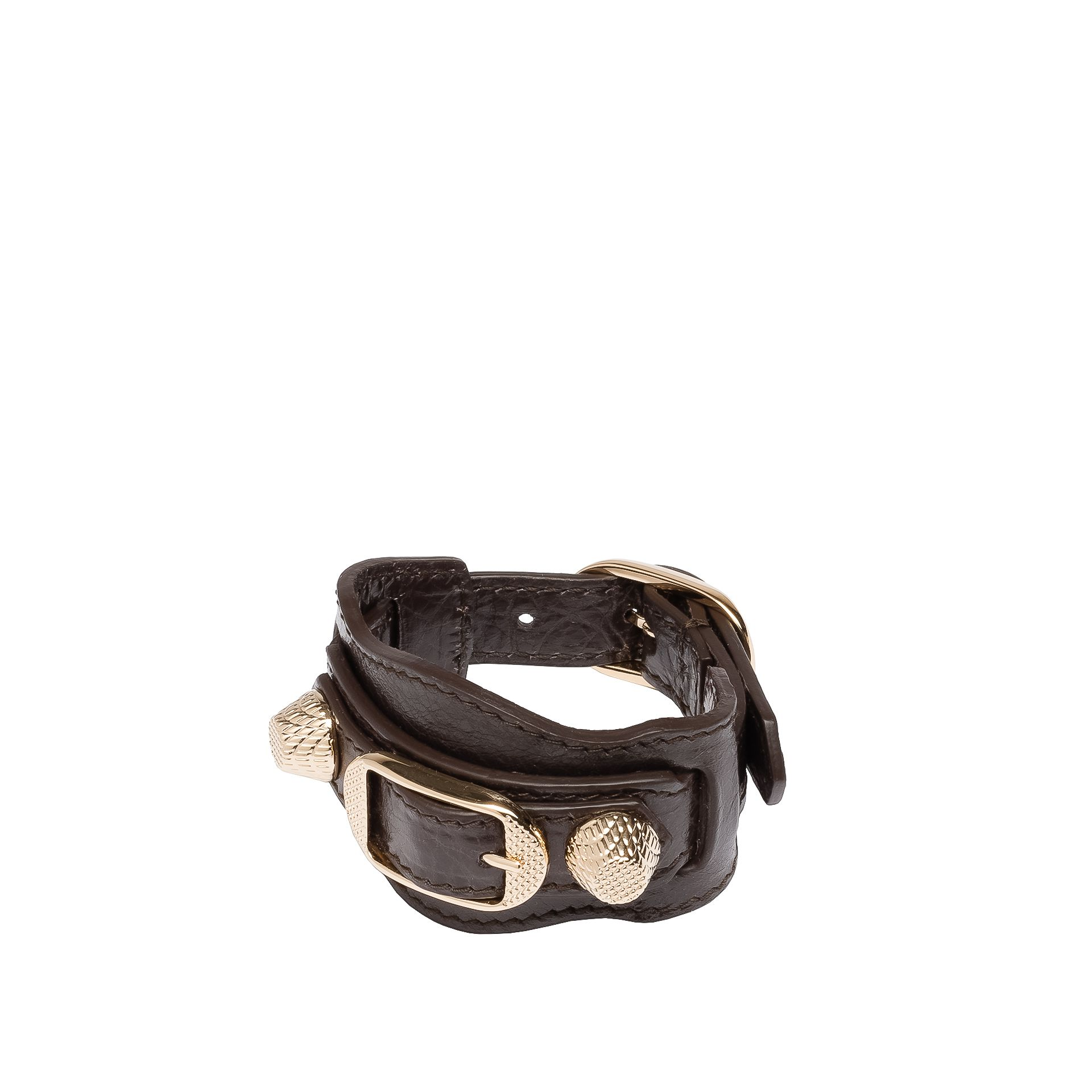 Balenciaga Giant Bracelet Or
