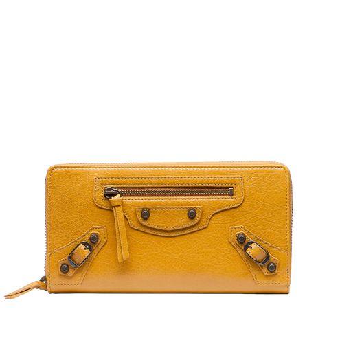 BALENCIAGA Wallet D Balenciaga Classic Continental Zip Around f