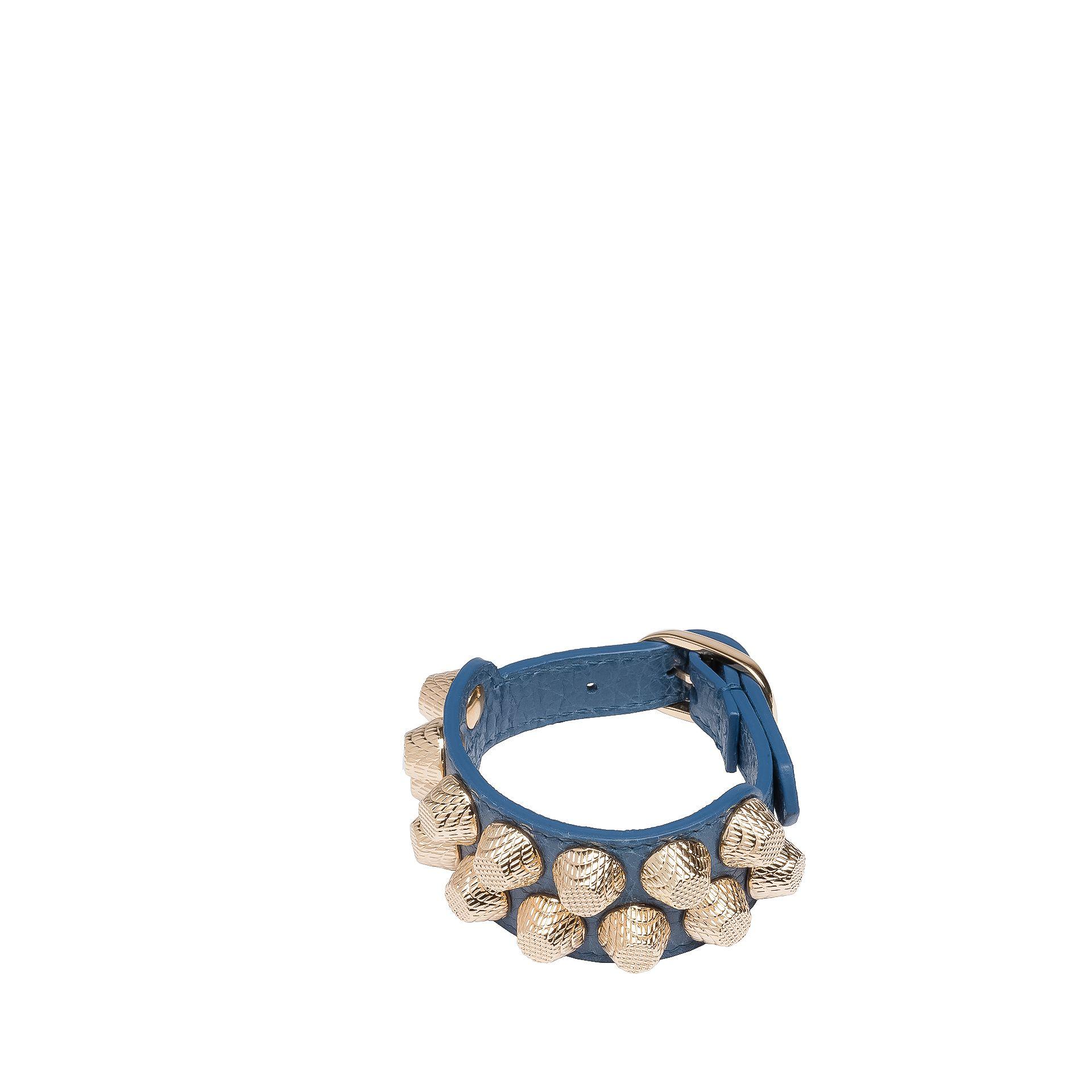 BALENCIAGA Balenciaga Giant Bracelet Stud M Or Bracelet Giant Stud D f