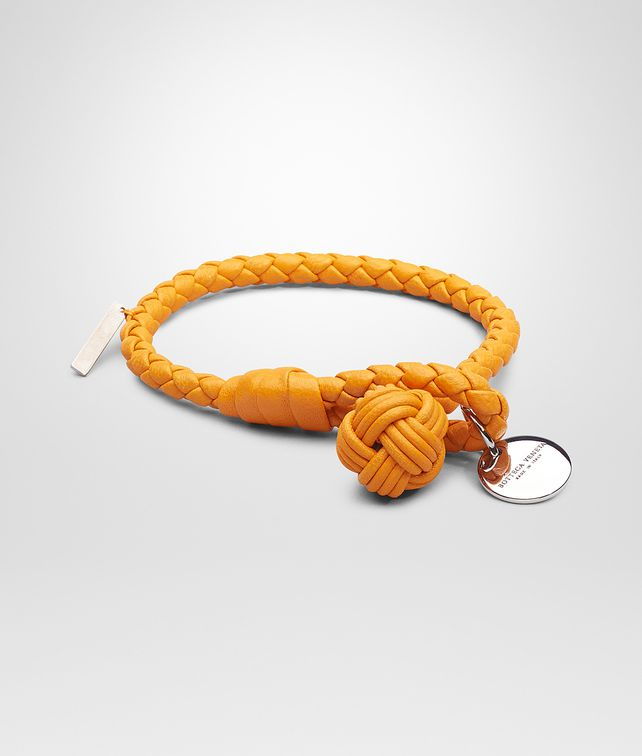 BOTTEGA VENETA SUN INTRECCIATO NAPPA BRACELET Other Leather Accessory E fp