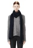 ALEXANDER WANG DISTRESSED SCARF Scarf & Hat Adult 8_n_e