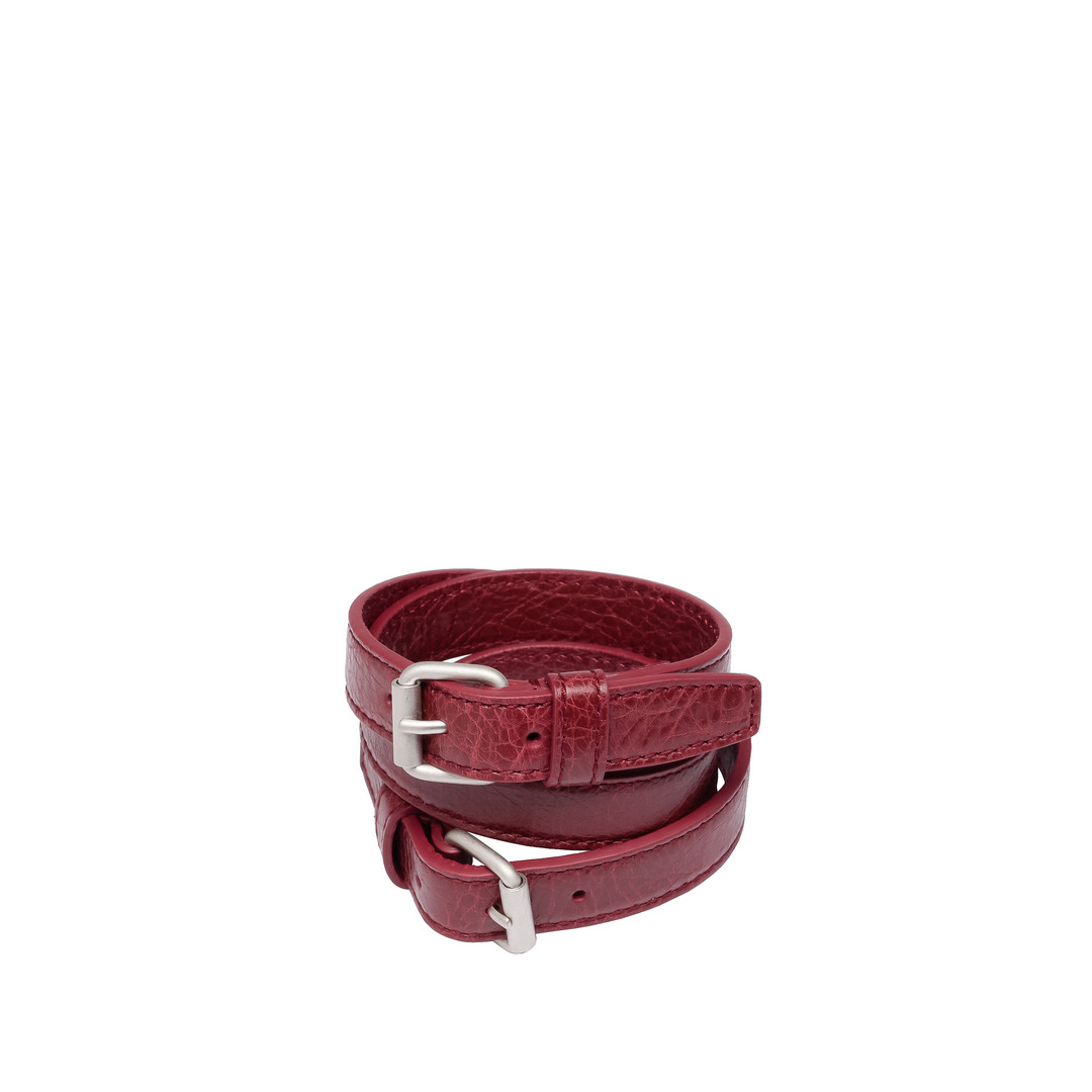 BALENCIAGA Balenciaga Bracelet Triple Tour Bracelet U f