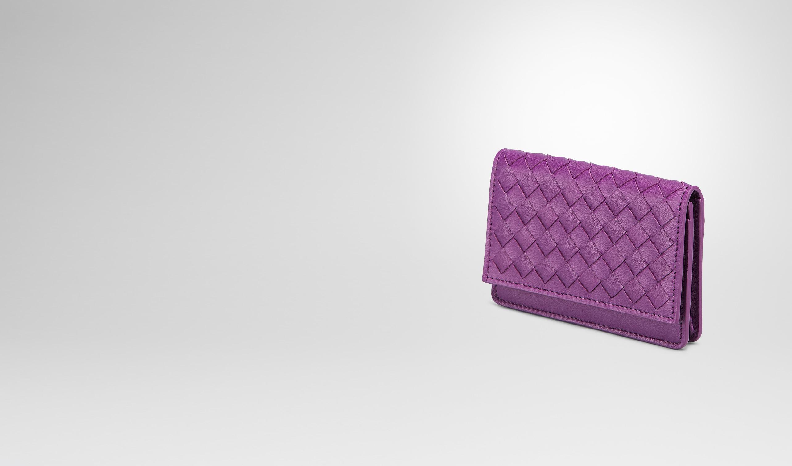BOTTEGA VENETA Mini Wallet or Coin Purse D MONALISA INTRECCIATO NAPPA CARD CASE pl