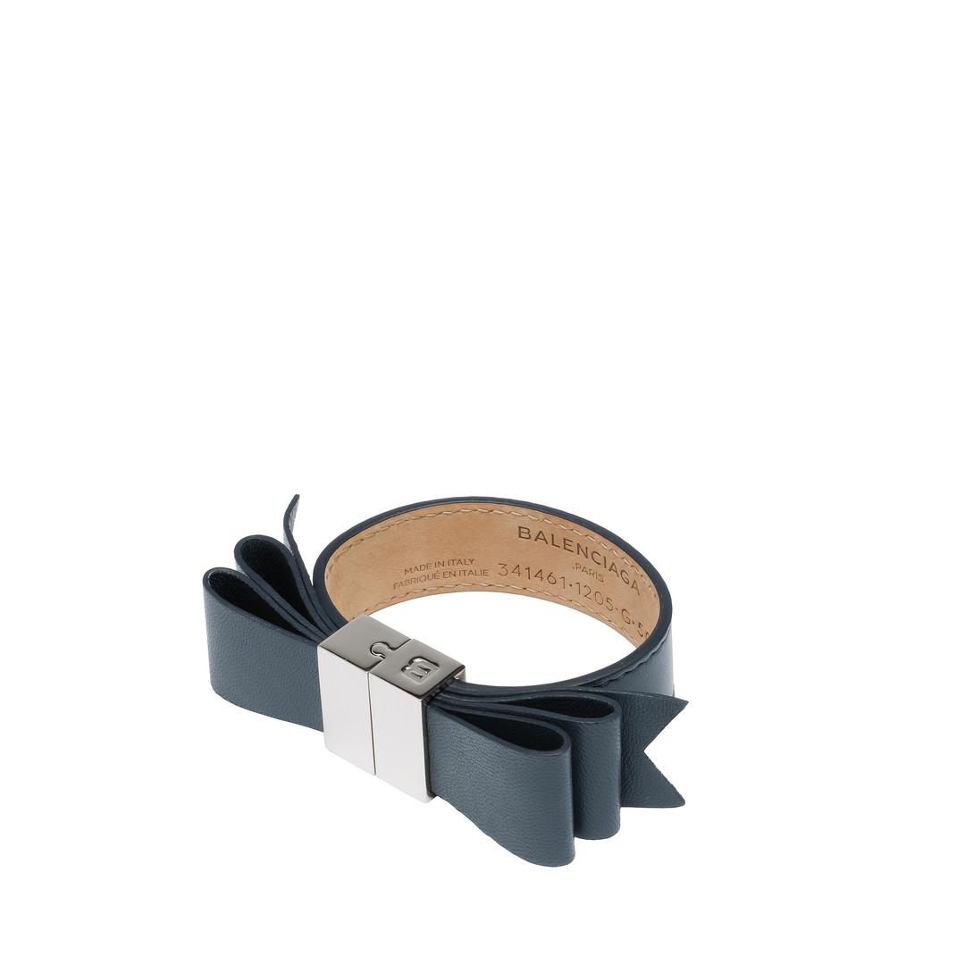 BALENCIAGA Balenciaga Multi Bow Bracelet Autre bracelet D f