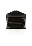 ALEXANDER WANG PRISMA ENVELOPE  WALLET IN OYSTER WITH RHODIUM Wallets Adult 8_n_a