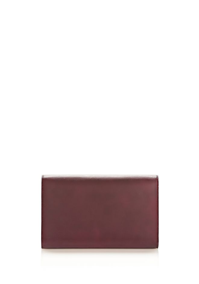 ALEXANDER WANG HEAT SENSITIVE PRISMA ENVELOPE WALLET IN SUPERNOVA Wallets Adult 12_n_a