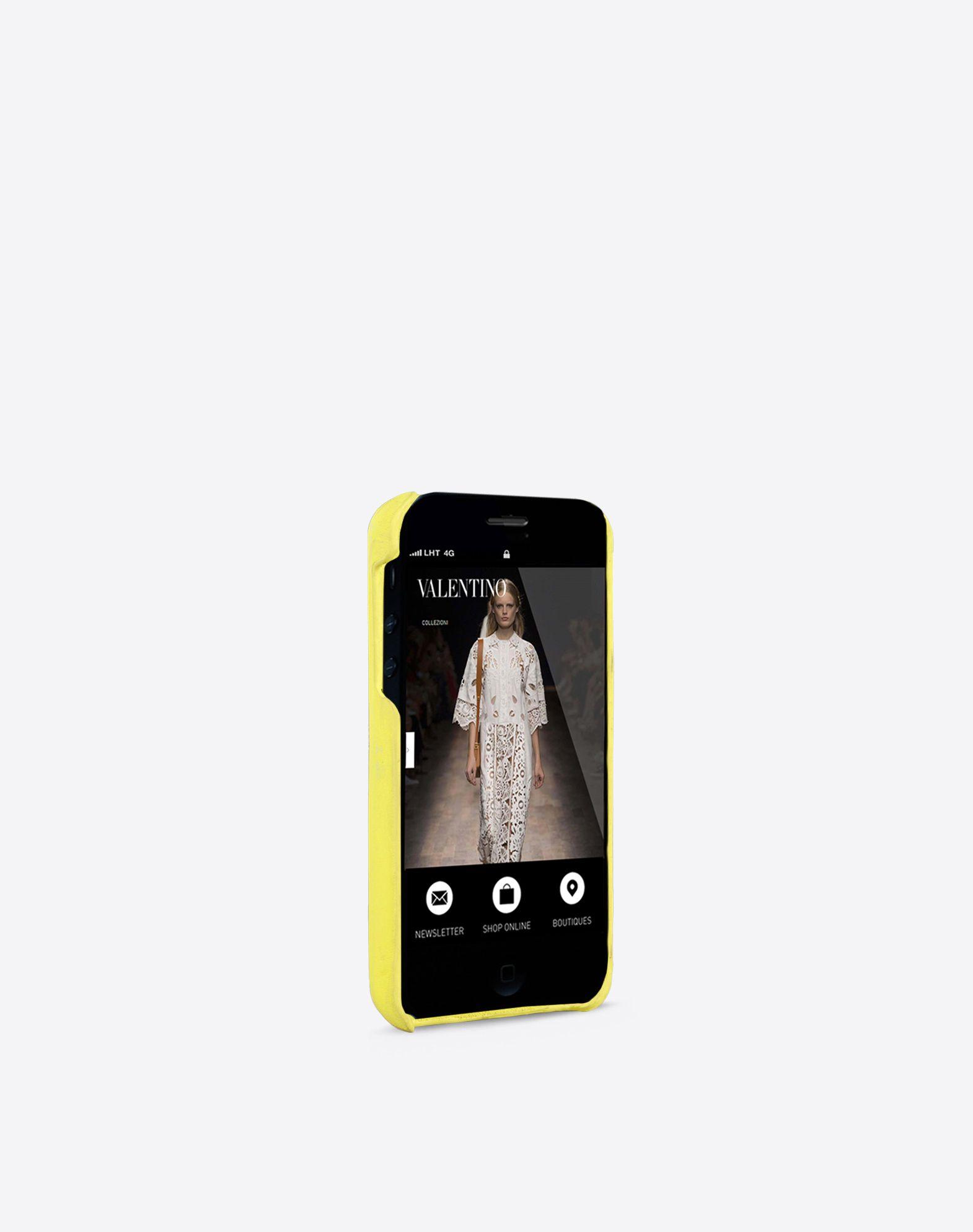VALENTINO GARAVANI HWP00369-ABOL01 N18 Smart phone case D r