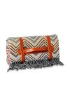 MISSONI HOME PERSEO THROW E, Side view