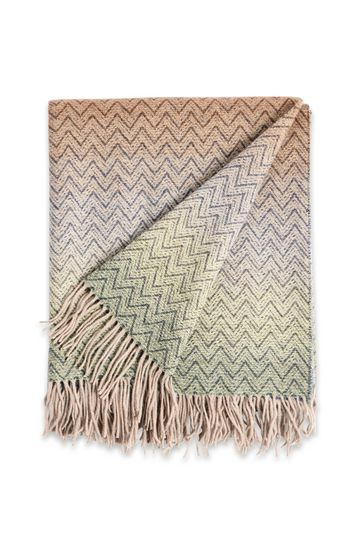 MISSONI HOME Plaid E PASCAL THROW m