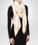 BOTTEGA VENETA FOULARD IN POWDER PINK SILK Scarf Woman rp