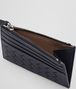 BOTTEGA VENETA CARD CASE IN TOURMALINE INTRECCIATO NAPPA Card Case or Coin Purse Woman ap