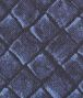 BOTTEGA VENETA TIE IN MIDNIGHT BLUE SILK COTTON  Tie U ap