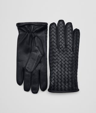 GLOVES IN DARK NAVY NAPPA