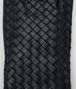 BOTTEGA VENETA DARK NAVY NAPPA GLOVE Scarf or other U ap