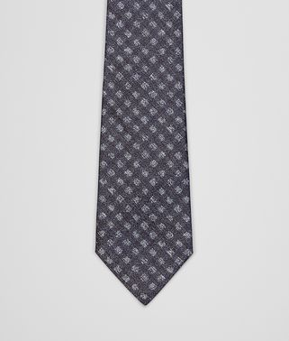 TIE IN MIDNIGHT BLUE BLUE SILK