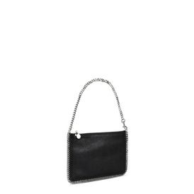 Black Falabella Shaggy Deer Purse