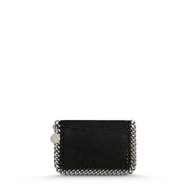 STELLA McCARTNEY Falabella Shoulder bags D Black Falabella Studded Cross Body Bag f