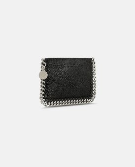 Black Falabella Shaggy Deer Card Holder