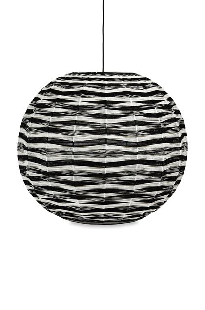 MISSONI HOME THEA_KUTA LAMP  Black E - Back