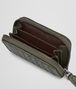 BOTTEGA VENETA COIN PURSE IN DARK SERGEANT INTRECCIATO VN Card Case or Coin Purse Man ep