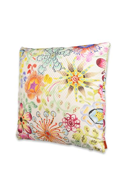 MISSONI HOME RECIFE CUSHION Ivory E - Back