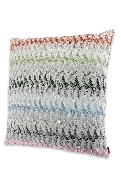 MISSONI HOME RIALMA CUSHION Ivory E - Back