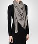 BOTTEGA VENETA FLANNEL SKY BLUE CASHMERE SCARF Scarf or other E dp