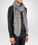 BOTTEGA VENETA FLANNEL SKY BLUE CASHMERE SCARF Scarf or other E rp