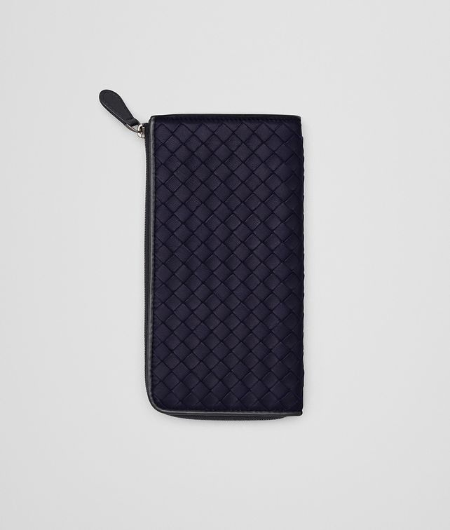 Bottega Veneta tourmaline Intrecciato nappa zip-around wallet Buy Cheap Largest Supplier uwNcVE