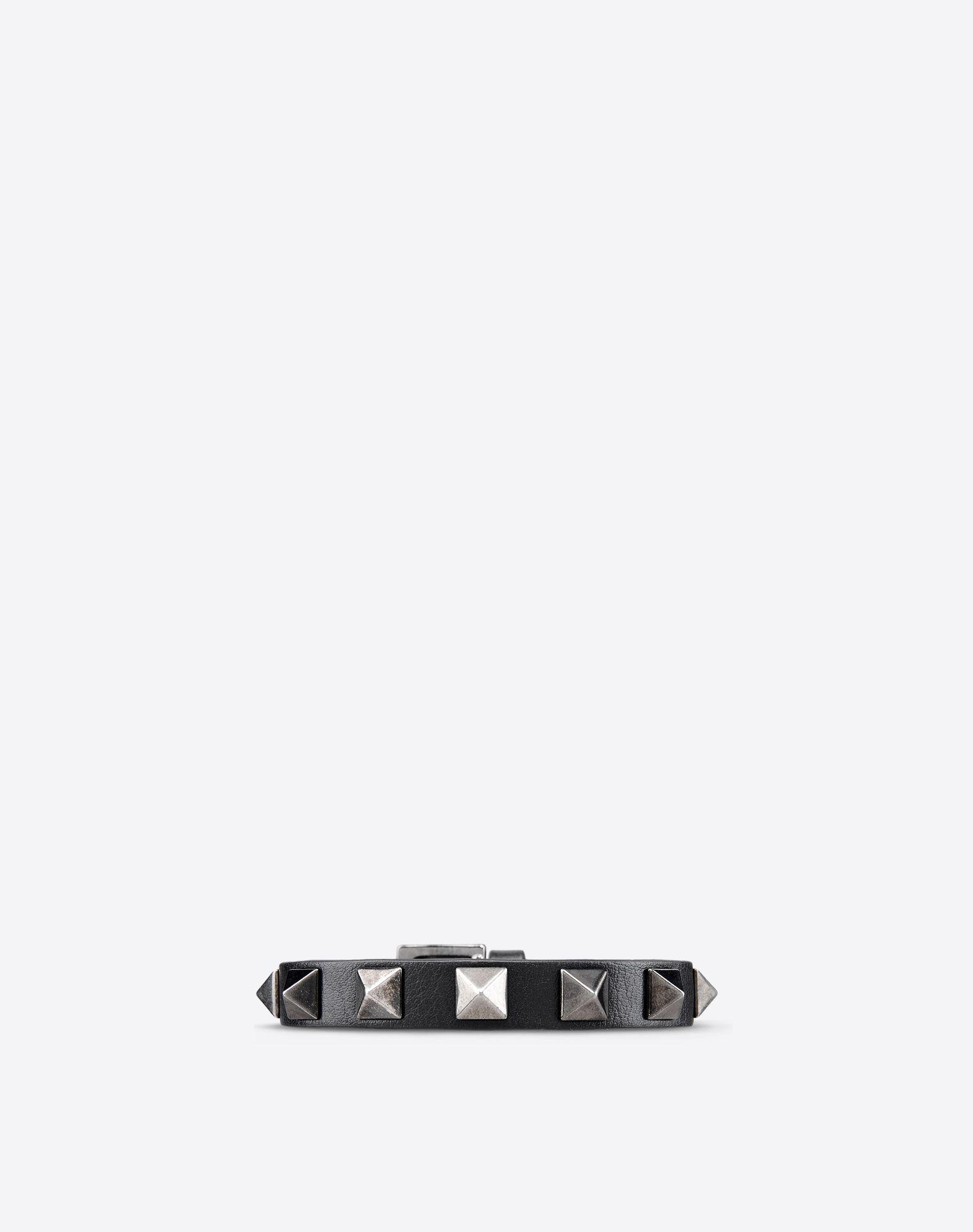 VALENTINO Rockstud Noir bracelet 46405589ad