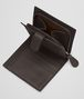 BOTTEGA VENETA ESPRESSO INTRECCIATO NAPPA MINI WALLET Mini Wallet or Coin Purse D lp
