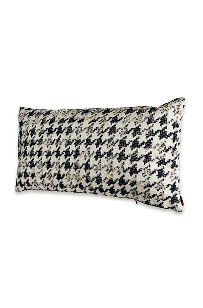 MISSONI HOME REALEZA CUSHION Ivory E - Back