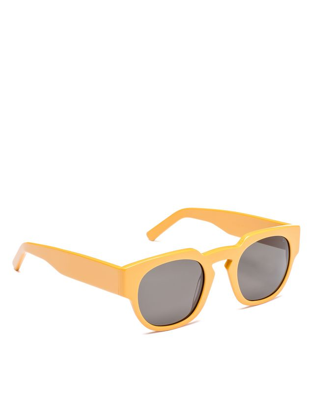 Marni Square glasses in acetate Woman - 2