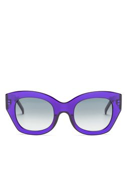 Marni Glasses in acetate with medium temples Woman