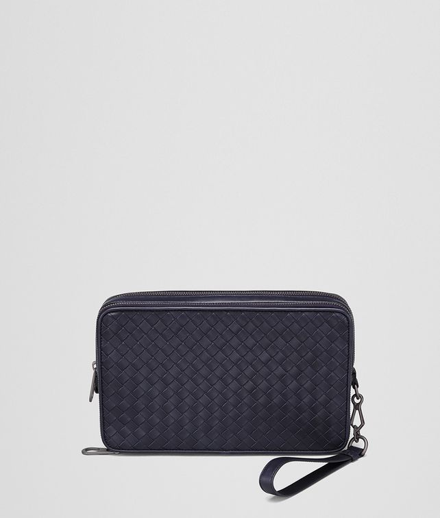 BOTTEGA VENETA MULTI-FUNCTIONAL CASE IN LIGHT TOURMALINE INTRECCIATO VN Other Leather Accessory [*** pickupInStoreShippingNotGuaranteed_info ***] fp