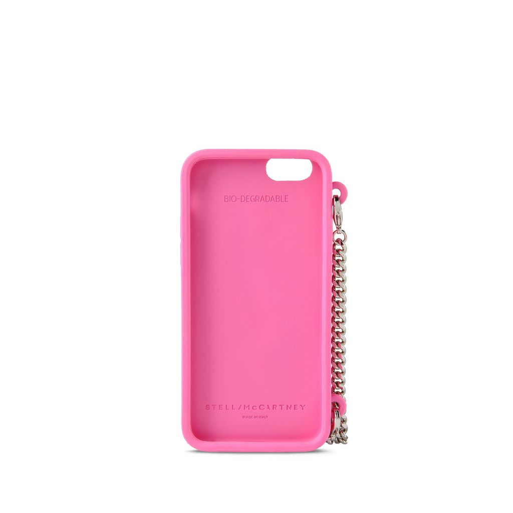 Pink Logo iPhone 6 Cover - STELLA MCCARTNEY