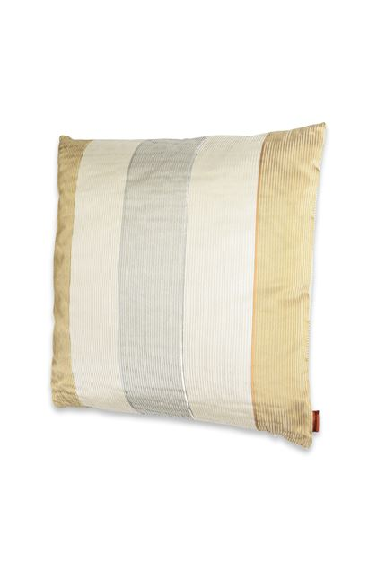MISSONI HOME KADUNA CUSHION Light grey E - Back