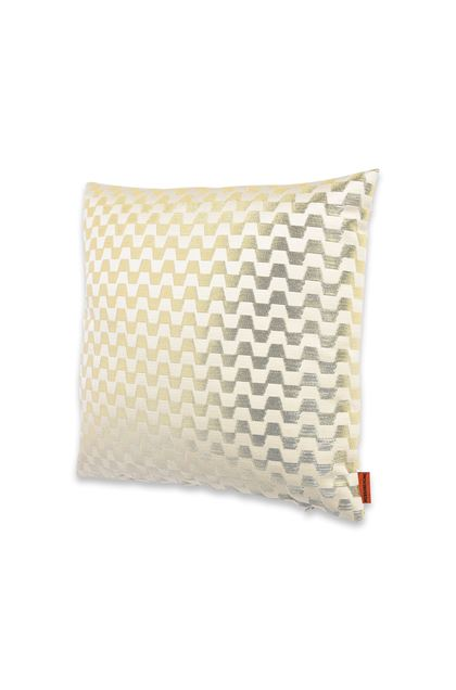 MISSONI HOME LOK CUSHION Beige E - Back