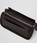 BOTTEGA VENETA DOCUMENT CASE IN ESPRESSO INTRECCIATO VN Zip Around Wallet E ap
