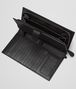 BOTTEGA VENETA DOCUMENT CASE IN NERO INTRECCIATO NAPPA Other Leather Accessory E ap