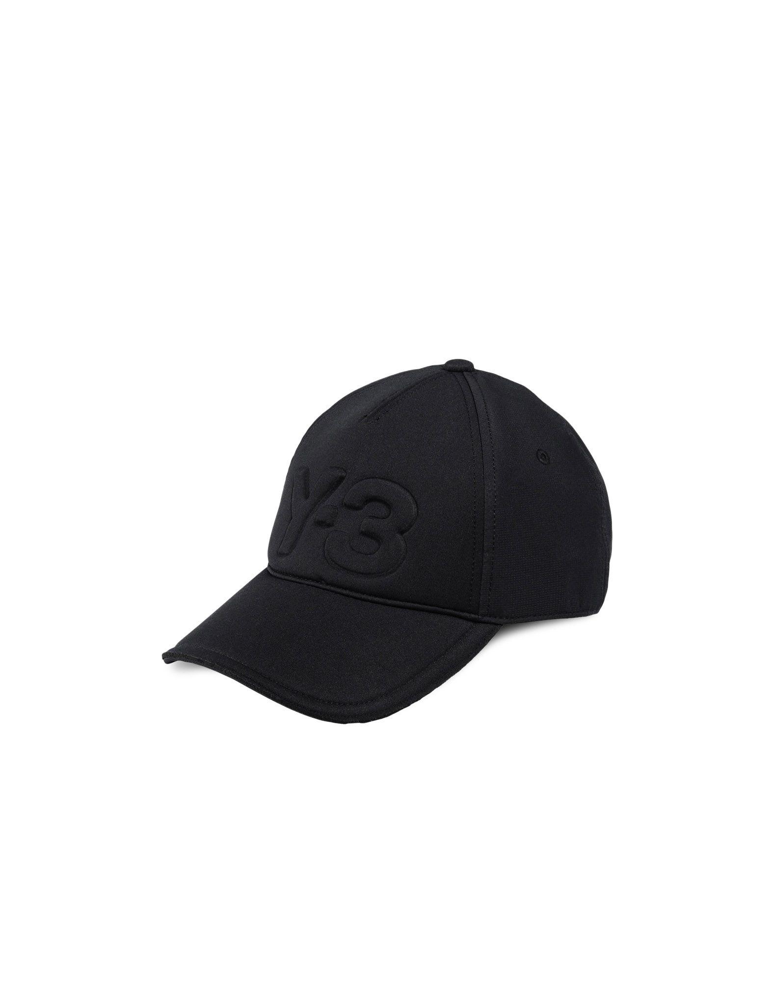 Y,3 Y,3 DEBOSSED CAP Cappello E
