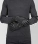 BOTTEGA VENETA GLOVES IN DARK ARDOISE NAPPA Hat or gloves Man rp