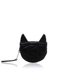 K/KUILTED CAT COIN PURSE
